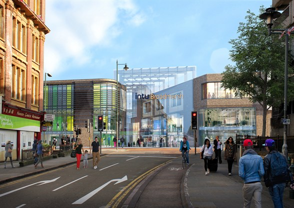 Could the redevelopment of the Broadmarsh about to take a step closer?